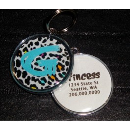 Designer Pet ID Tag *You choose the design*