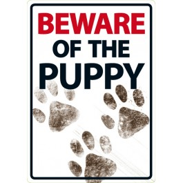 Beware Of The Puppy