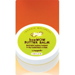 Happy Tails bowWOW Butter Balm skin relief for dogs