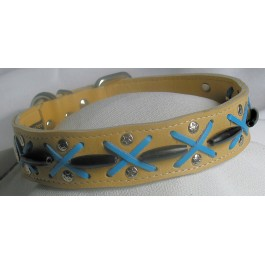 CALIFORNIA BLACK DOG Collar