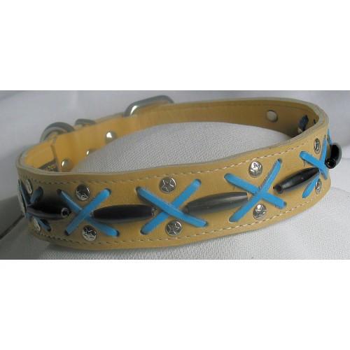 CALIFORNIA BLACK DOG Collar