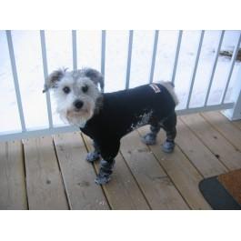 Dog Body Suit detachable booties