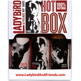 Hot Sauce Dog Lover's Gift Pack