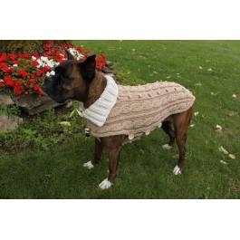 Louisiana dog sweater