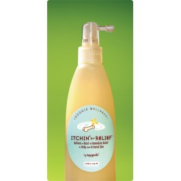 Happy Tails Itchin' for Relief 7 oz dog itching relief