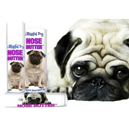 Pug Nose Butter - Organic Balm for Your Dog's Nose in Tubes