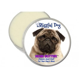 Pug Nose Butter - Organic Salve for Your Dog's Nose in Tins