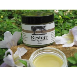 Restore Wound Care and Itch Relief Salve