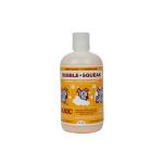 Olive Bubble + Squeak Dog Shampoo