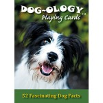Dog~ology Playing Cards... 52 fascinating dog facts